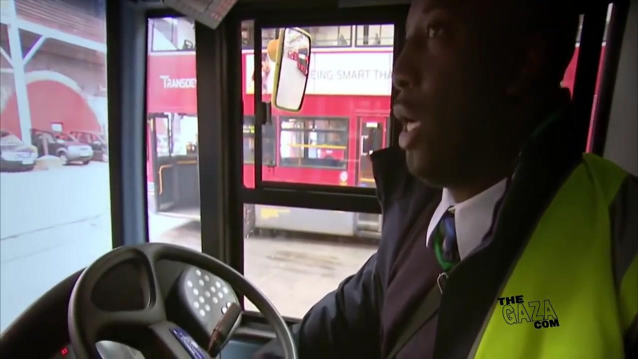 وثائقي ليس سهلا أن تكون - سائق حافلة