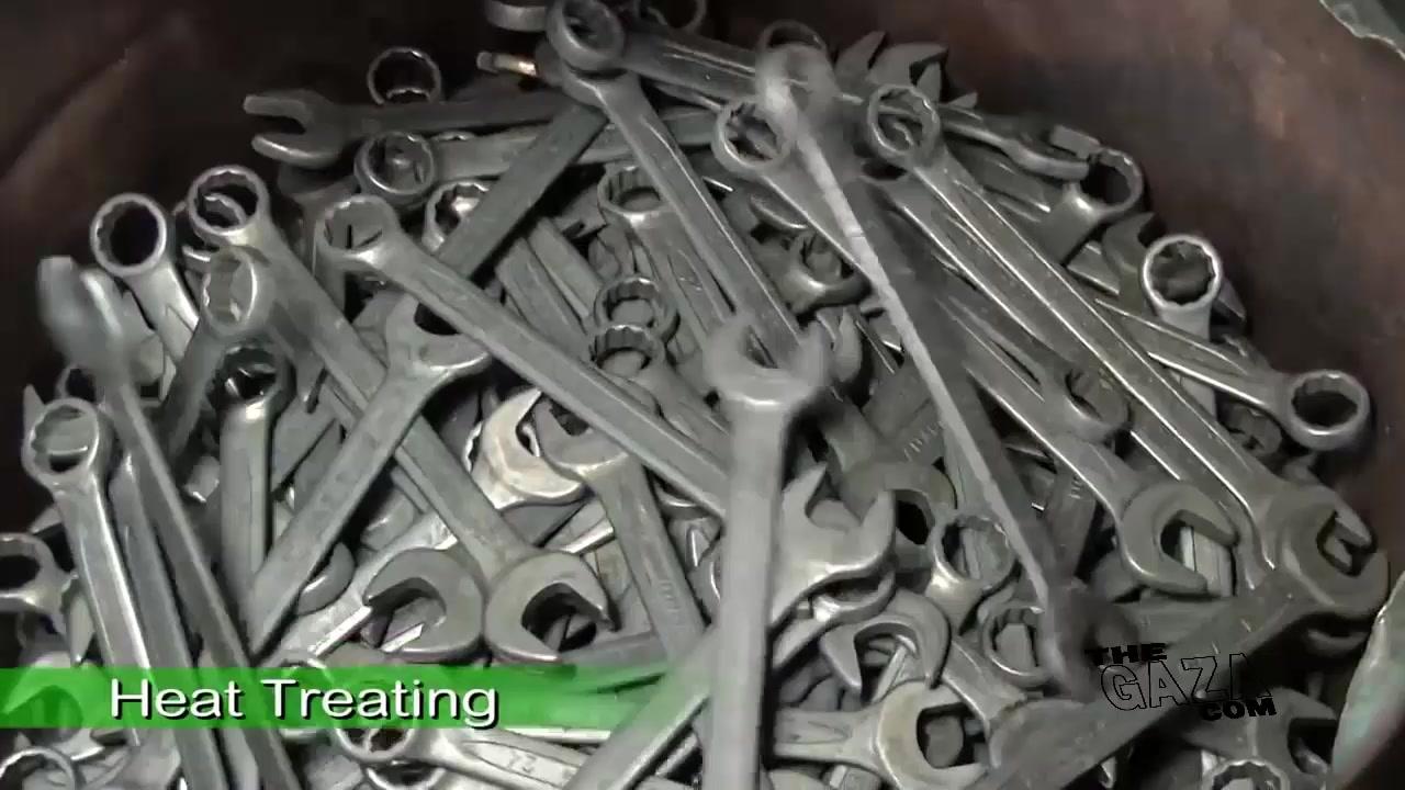 صناعة مفاتيح الربط
