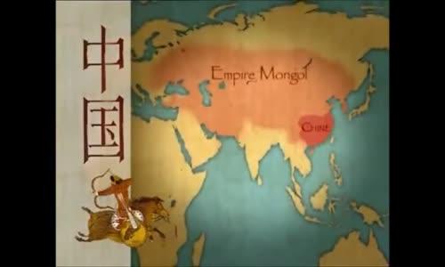 Les voyages de l'amiral Chinois musulman Zheng He - Le Dessous des Cartes