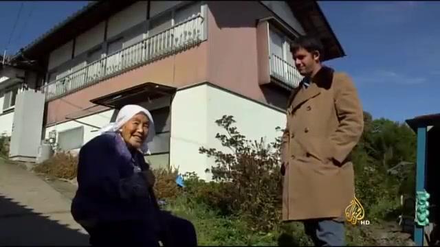 وثائقي شيخوخة اليابان