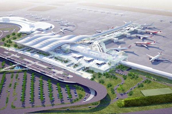 الجزائر  مطار هواري بومدين الدولي جاهز بنسبة 80 % و سيكون جاهزا في نوفمبر 2018