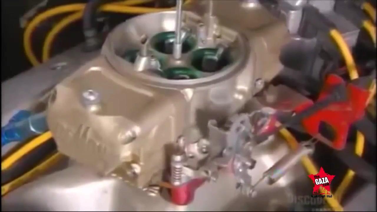 كيف صنع الكاربيراتور Carburetors