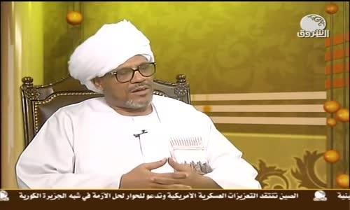 بروفيسور عبدالمجيد الطيب - منزلة اللغة العربية (1)