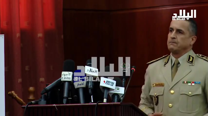 اللواء محمد قايدي ـ  كنا نتساءل من على حق هم يقولون الله اكبر ونحن نقول الله اكبر ـ
