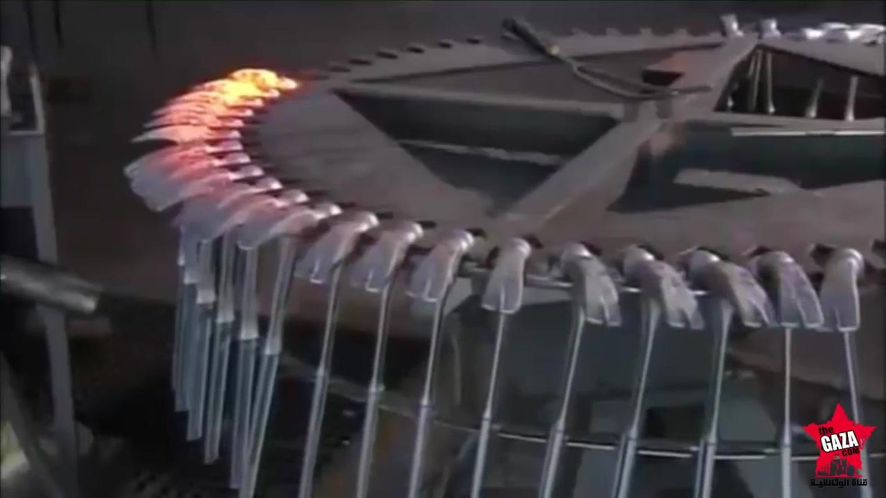 كيف صنع المطرقة hammer