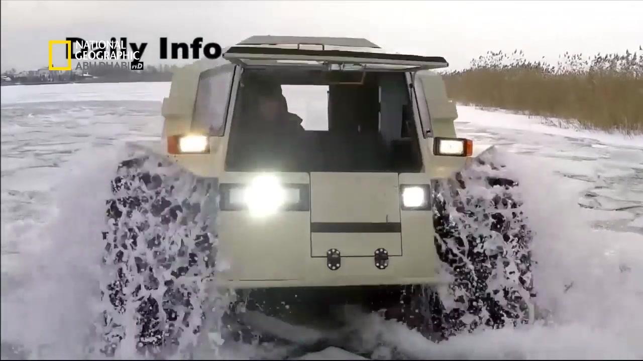 صنع في روسيا  ATV Shaman