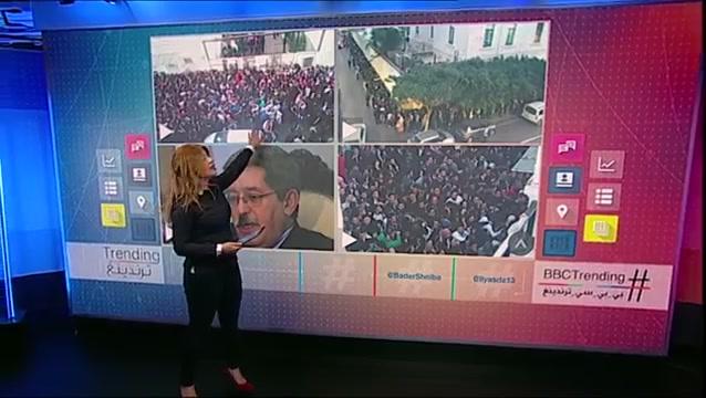 بي بي سي تتحدث عن الالاف في الجزائر ينتظرون في طوابير أمام المركز الثقافي الفرنسي