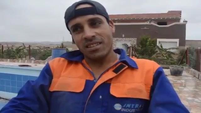شاهد ماذا يقول مغربي عن الجزائر لماذا يفضلون المخاطرة والعمل في الجزائر الدخل مقارنة...معاملة الأمن