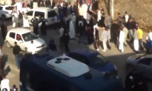 ضرب واختطاف قوات BRI للشيخ علي بن حاج