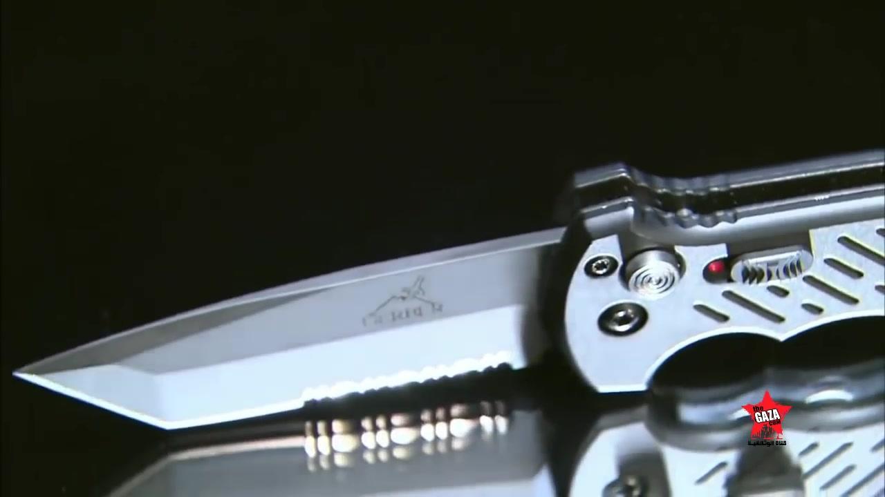 كيف صنع السكين الخاص بالقوات المسلحة  CRKT M16