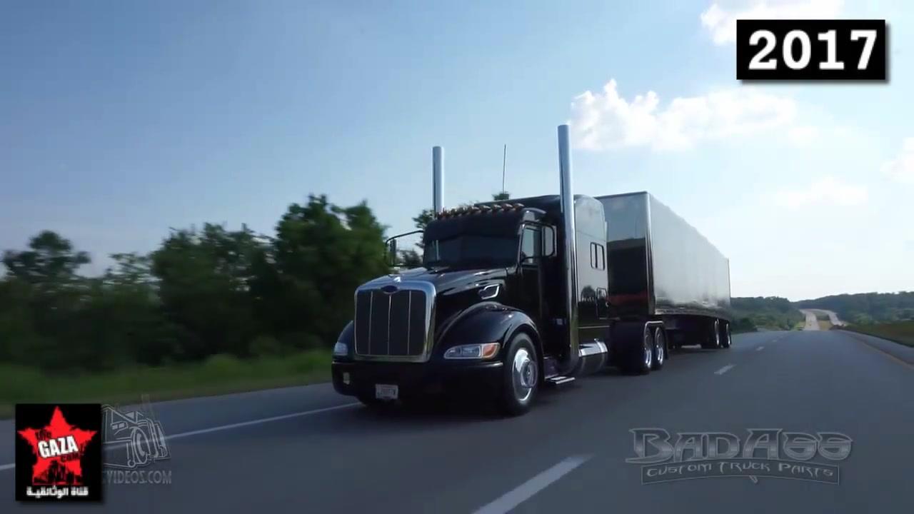 أجمل تصوير شاحنة علي طريق Wisconsin وحديث بين سائق والمصور 2_2