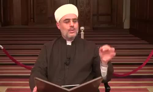 الشيخ سعيد فودة حفظه الله لا تقوم الحجة على البشر إلا إذا وصلت لهم أصول الإسلام .. بالشهرة أو التواتر