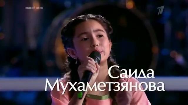 غنت باللغة العربية فأذهلت الجميع في ذا فـويس الروسي لغة لا مثيل لهـا