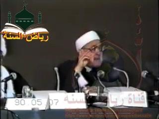 الشيخ الغزالي الأمة الإسلامية وحدها وليس لها صديق.. الله وحده نصيرنا