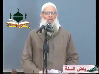 من سب الدين كفر بالاجماع تحسبون أن الأمر هينًا،، من سب الله أو الرسول صلى الله عليه وسلم أو الدين أو المصحف كفر
