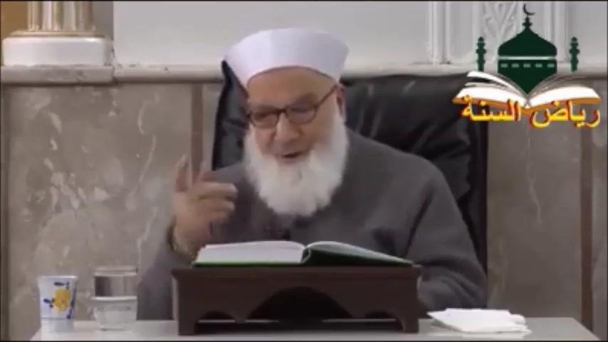 وما جزاء الإحسان إلا الإحسان - سماحة الشيخ الدكتور رجب ديب. -