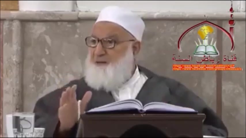الأمانة.... مقطع لسماحة الشيخ الدكتور رجب ديب