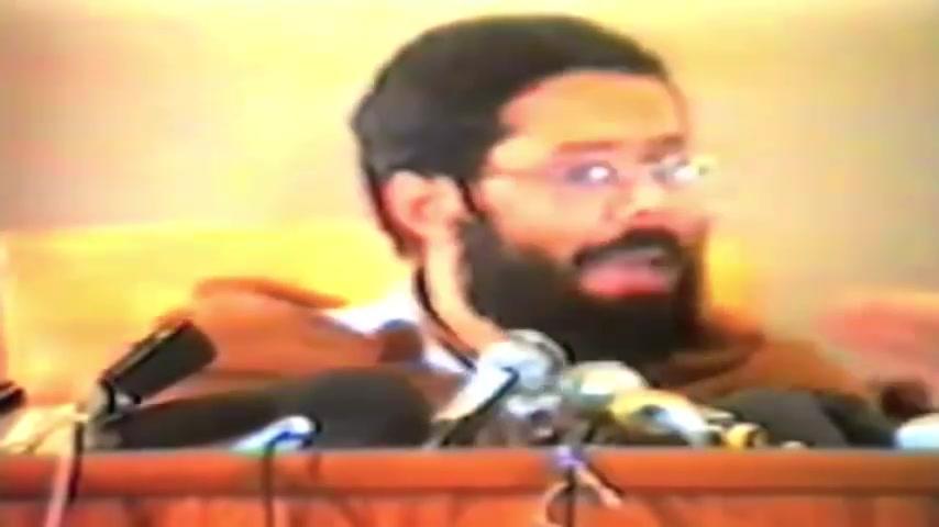 فيديو نادر الشيخ عبد القادر حشاني......اسمع لمؤامرة الإنقلابيون والصحفيون على الشعب الجزائري