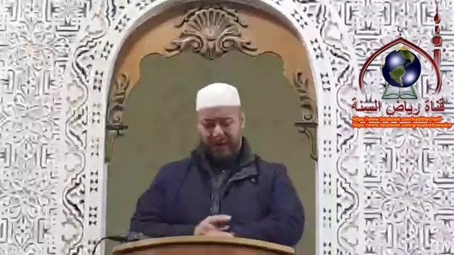 مصير من يتكلم عن مسلم بما ليس فيه .