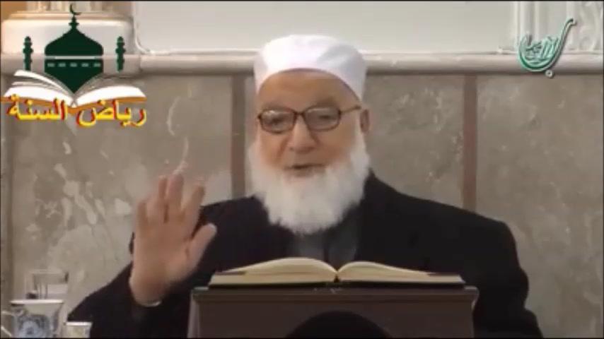 من الكبائر الاتهام - سماحة الشيخ الدكتور رجب ديب