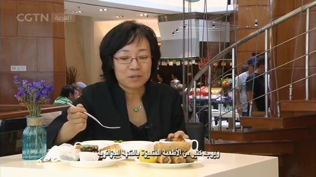 صينيون يندهشون من الأكل والمطبخ الجزائري