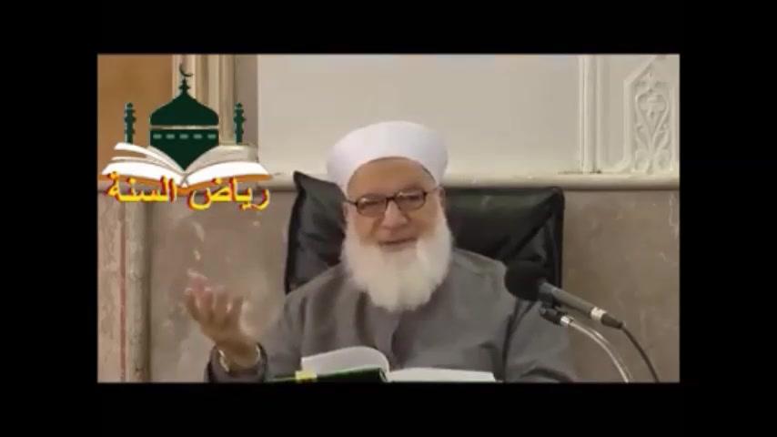 بشارة لا تقدر بثمن - سماحة الشيخ الدكتور رجب ديب قدس الله سره
