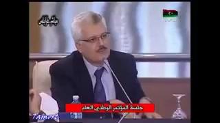 دفاع نائب برلماني ليبي عن عروبة ليبيا وقصفه للأقليات الشعوبية