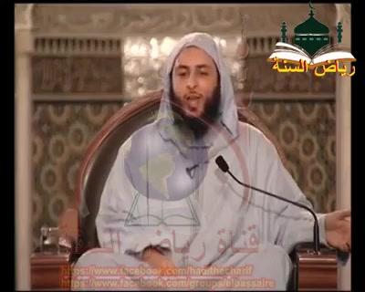 الصلاة والإمام يخطب