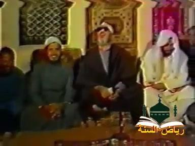 فارس المنابر  الشيخ  الكشك