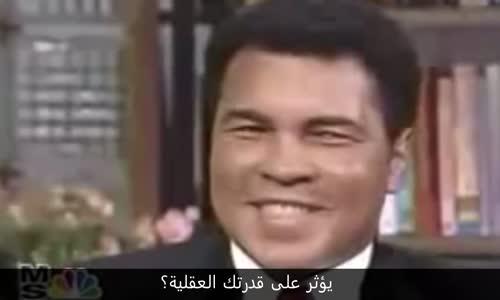 محمد علي  و درس مجابهة المحن قوة و ارادة