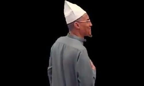الشيخ علي بلحاج يتحدث عن مصير الطغات