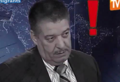 إتهام خطير بعلاقات سرية مع اسرائيل و نتنياهو للوزير عبد المالك بوضياف في الكميرا الخفية شاهد ردة فعله