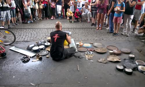 Dario Rossi live @ Alexander Platz, Berlin