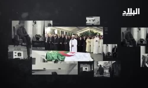 حوار قناة البلاد مع امام جزائري مقيم بامريكا حول امريكا و المعيشة  و السياسة