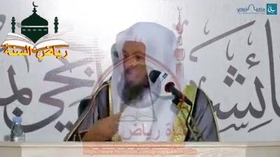 19صحابي يسئل النبي صلى الله عليه وسلم عن عمل يتشبث به