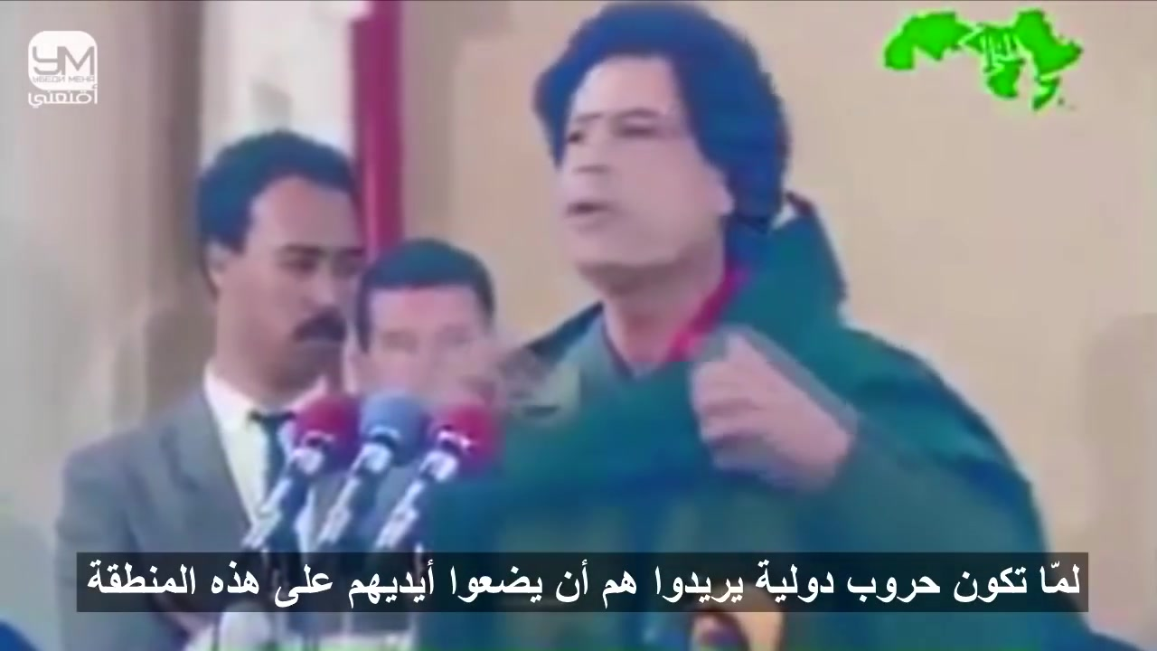 قال كلام قبل ثلاثين عاما يحذر منه الأمة العربية والآن نعيشه