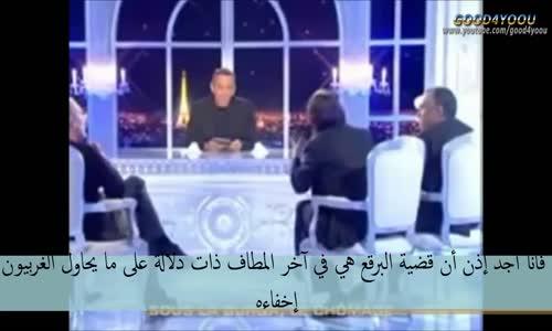 المفكر الفرنسي مارك إدوارد  ناب  يدافع عن النقاب يقول هؤلاء أشرف من نسائكم