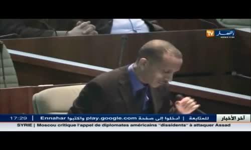 برلمان _ منع الطاهر ميسوم من المشاركة في 6 جلسات عامة