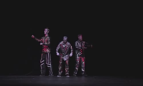 POPPIN JOHN _ ROBOTBOYS _ BEST DANCE ROUTINE EVER