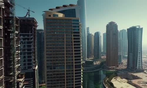 Dubai in  (2016) - City of Gold دبي من السماء  مذهل
