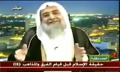 الفيديو الذي أبكي الشيعة و سؤال من العرعور