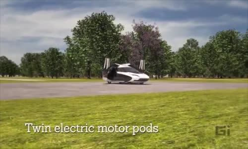 Impossible makes possible. Flying Car Collection of 2015 will be the game changer.