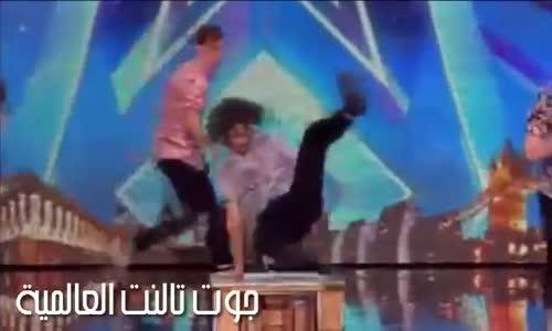 فرقة رقص خطيرة تبهر الحكام في برنامج المواهب البريطاني 2015 - لاتفوتك