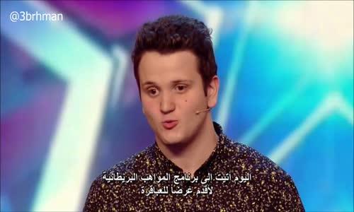 برنامج  المواهب  البريطانية محترف مكعب روبيك فلافيان مترجم