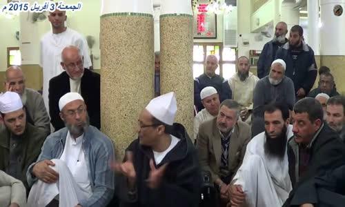 علي بن حاج Ali Belhadj  يتحدث عن الخطاب في مكة