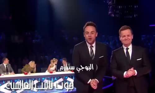 موهبة الباز الذهبي لسايمون تتألق مجدداً في نصف النهائيات 2016 - مترجم حصرياً