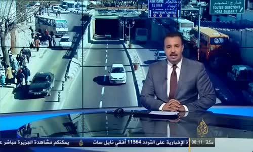 تقريرخطير_ الجزيرة تفضح إنجازات بوتفليقة والفساد الذي ينخرنظام ومؤسسات الجزائر والشعب ضحية