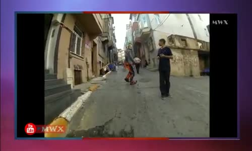 شاب أمريكي نزل يغير جو في تركيا - شاهد ماذا فعل ! لنن تتوقف عن الضحك! لا يفوتك!