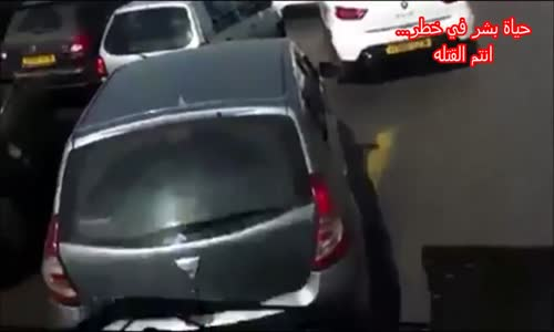 الفرق بين الالمان و احدى الدول العربية في التعامل مع سيارات الاسعاف و فسح الطريق