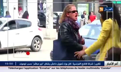 سراق يسرق كميرا النهار وهم يمثلون ..كاميرا الخفية عس تيليفونك الحلقة 17
